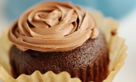 kahlua cupcakes with chocolate